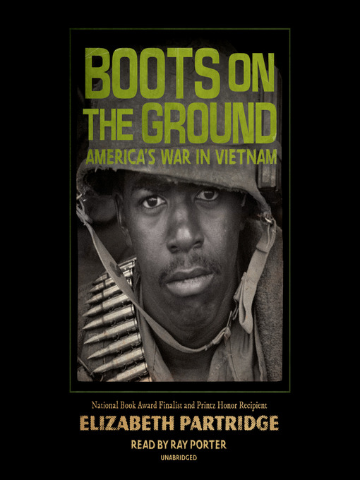 Title details for Boots on the Ground by Elizabeth Partridge - Available