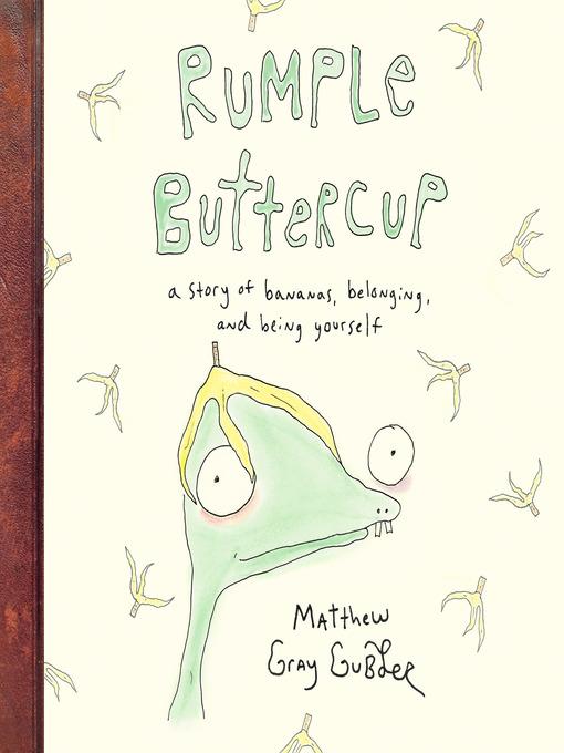 Title details for Rumple Buttercup by Matthew Gray Gubler - Wait list