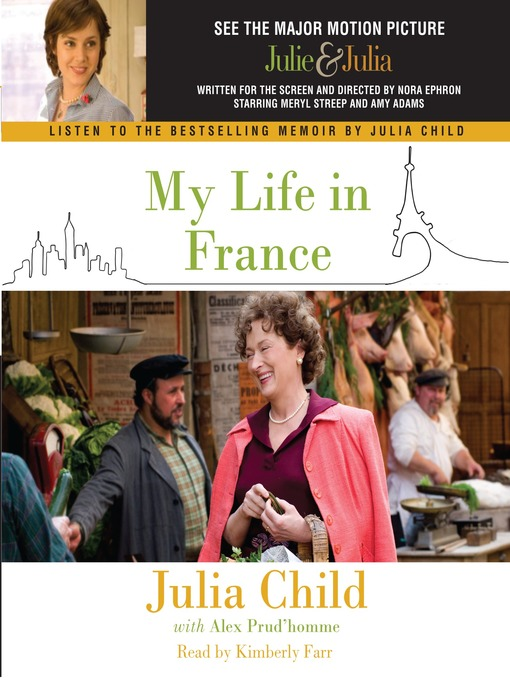 Title details for My Life in France by Julia Child - Available