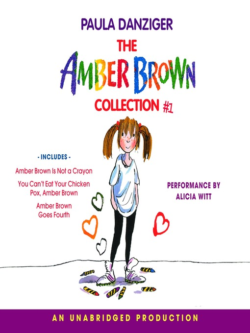 Title details for The Amber Brown Collection I by Paula Danziger - Wait list