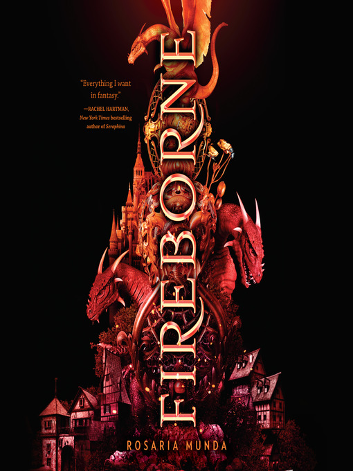 Title details for Fireborne by Rosaria Munda - Available