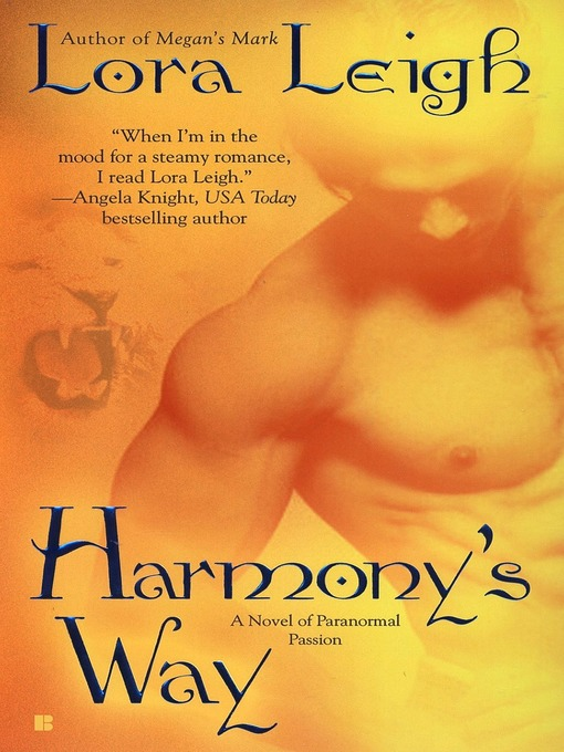 Cover of Harmony's Way