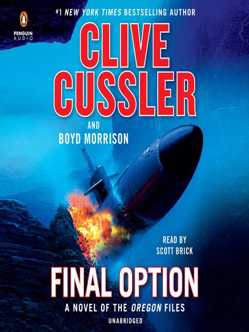 Title details for Final Option by Clive Cussler - Wait list