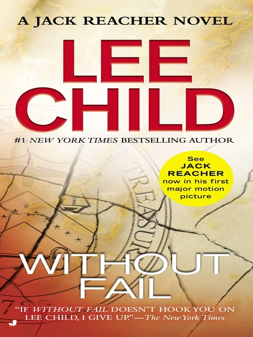 Title details for Without Fail by Lee Child - Available