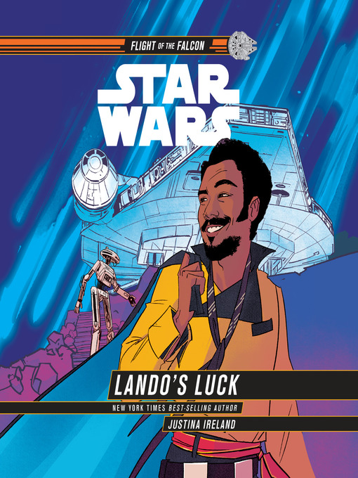Title details for Star Wars: Lando's Luck by Justina Ireland - Available