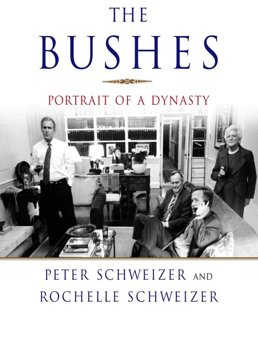 Cover of The Bushes