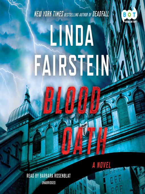 Title details for Blood Oath by Linda Fairstein - Wait list