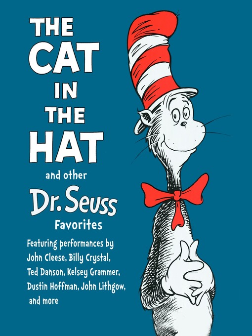 Title details for The Cat in the Hat and Other Dr. Seuss Favorites by Dr. Seuss - Wait list