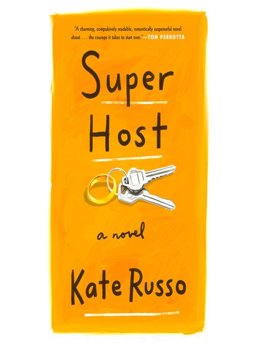 Title details for Super Host by Kate Russo - Wait list