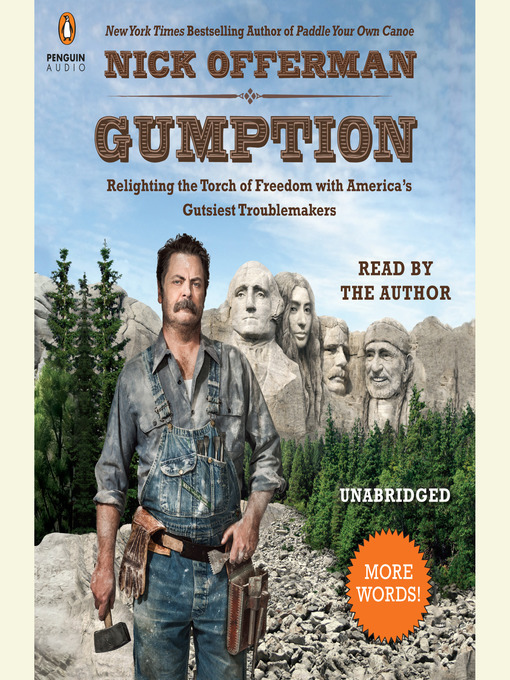 Title details for Gumption by Nick Offerman - Wait list