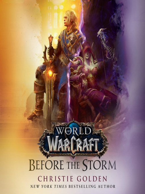 Title details for Before the Storm by Christie Golden - Available