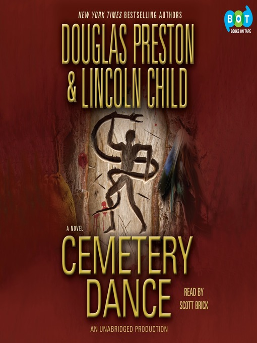 Title details for Cemetery Dance by Douglas Preston - Wait list
