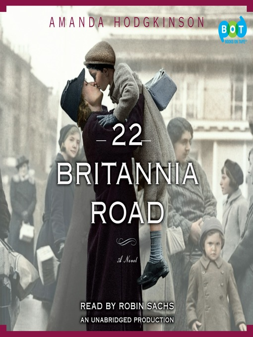 Title details for 22 Britannia Road by Amanda Hodgkinson - Available