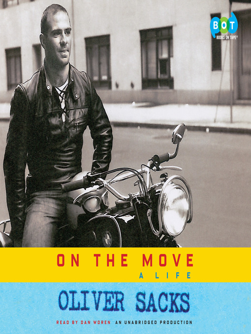 Title details for On the Move by Oliver Sacks - Wait list
