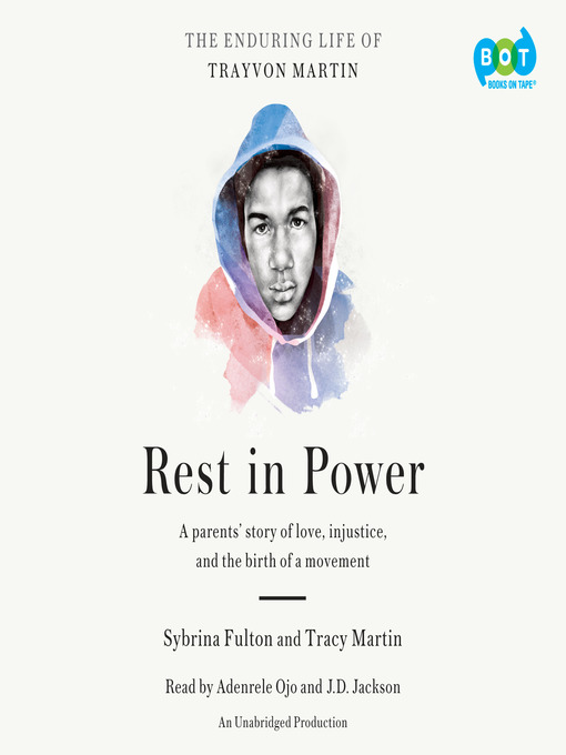 Title details for Rest in Power by Sybrina Fulton - Wait list