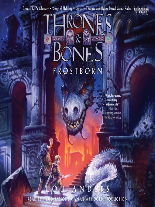 Title details for Frostborn by Lou Anders - Available