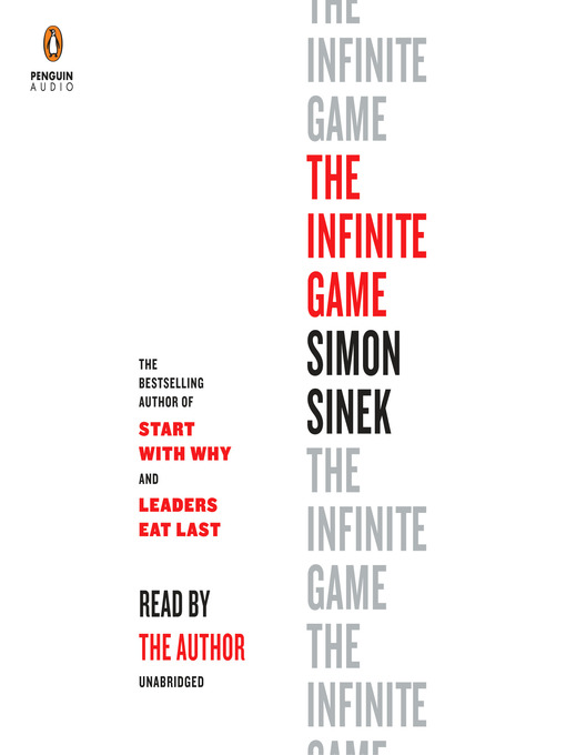 Title details for The Infinite Game by Simon Sinek - Available