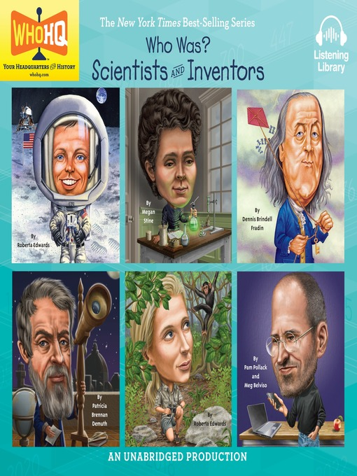 Title details for Who Was: Six Scientists and Inventors by Various - Available