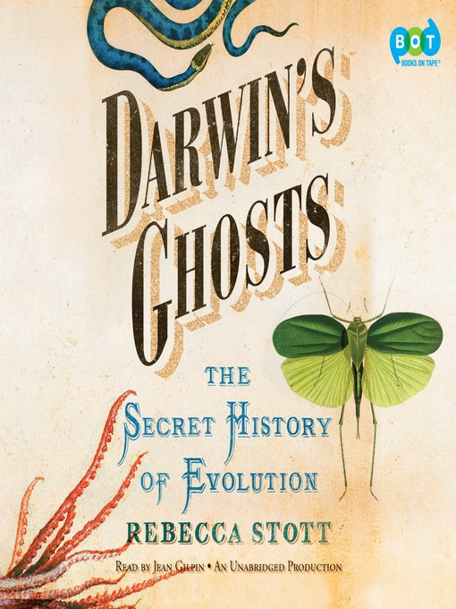 Title details for Darwin's Ghosts by Rebecca Stott - Available