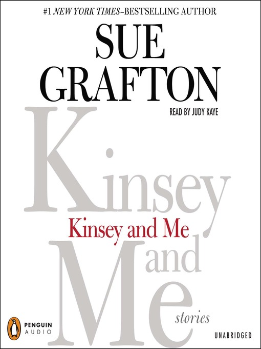 Cover of Kinsey and Me
