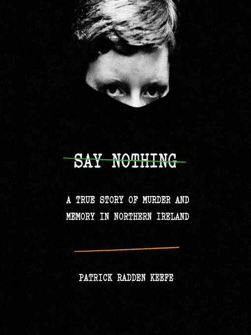 Cover of Say Nothing