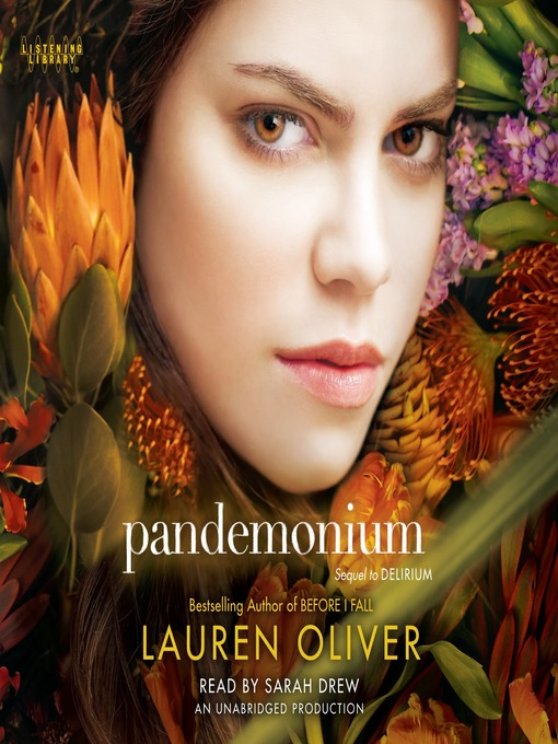 Title details for Pandemonium by Lauren Oliver - Available