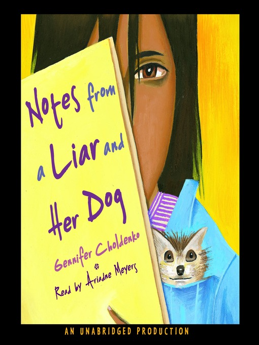 Cover of Notes from a Liar and Her Dog