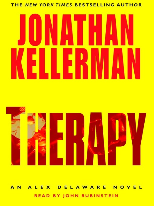 Title details for Therapy by Jonathan Kellerman - Available