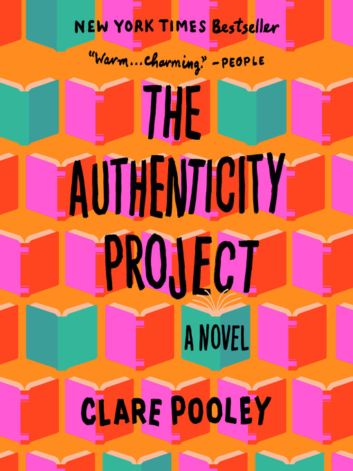 Title details for The Authenticity Project by Clare Pooley - Wait list