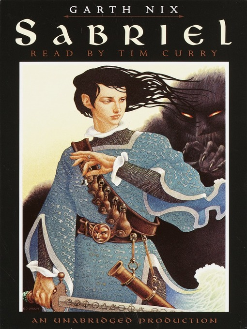 Title details for Sabriel by Garth Nix - Available