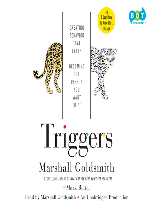 Title details for Triggers by Marshall Goldsmith - Available