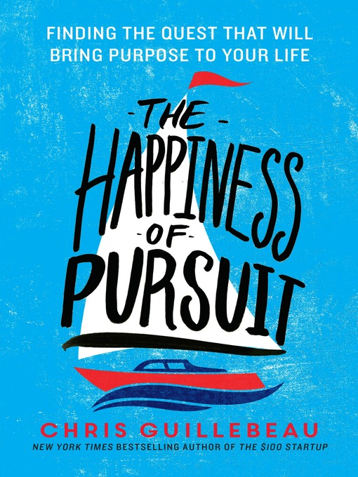 Cover of The Happiness of Pursuit