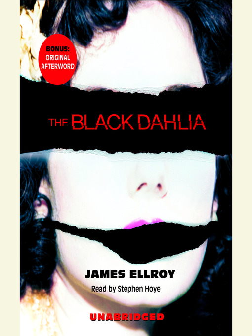 Cover of The Black Dahlia