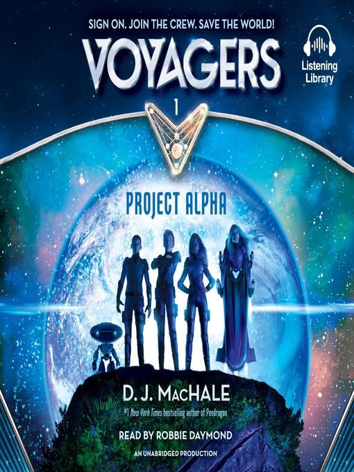 Title details for Project Alpha by D. J. MacHale - Wait list