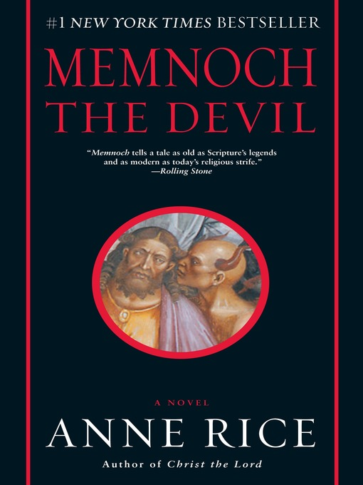 Title details for Memnoch the Devil by Anne Rice - Wait list