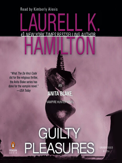 Title details for Guilty Pleasures by Laurell K. Hamilton - Wait list