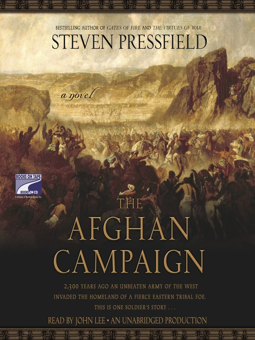 Title details for The Afghan Campaign by Steven Pressfield - Available