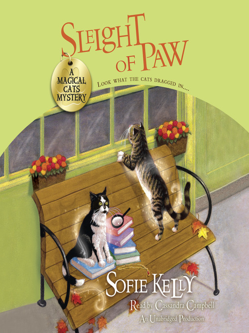 Title details for Sleight of Paw by Sofie Kelly - Available