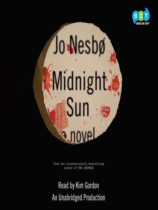 Title details for Midnight Sun by Jo Nesbo - Wait list