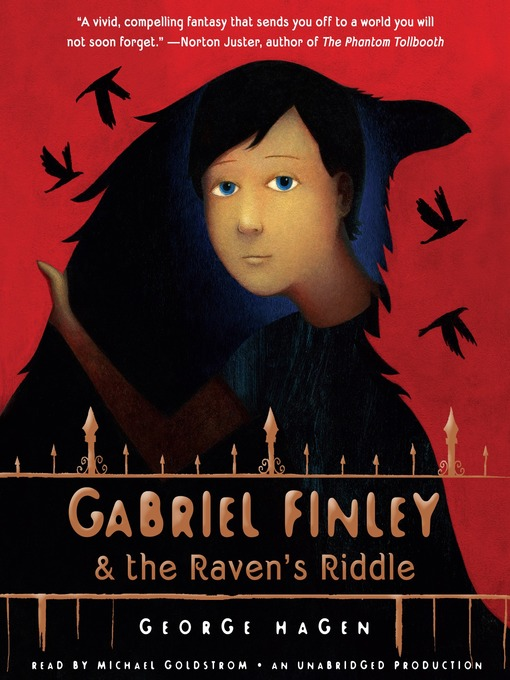 Cover of Gabriel Finley and the Raven's Riddle