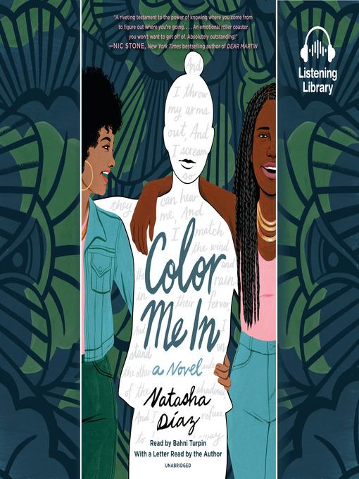 Title details for Color Me In by Natasha Díaz - Wait list