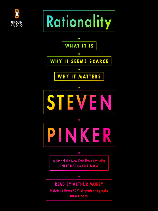 Title details for Rationality by Steven Pinker - Wait list
