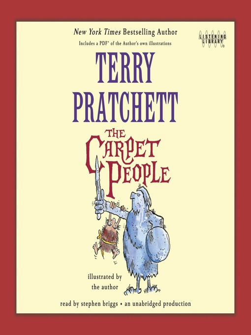 Title details for The Carpet People by Terry Pratchett - Wait list