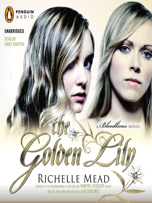 Cover of The Golden Lily
