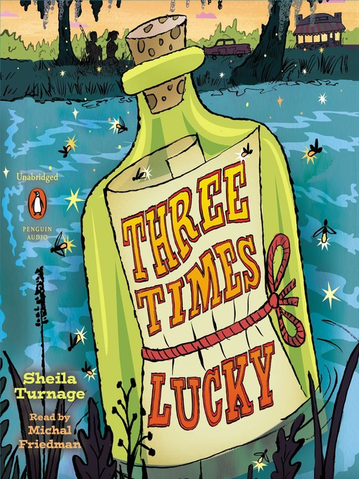 Cover of Three Times Lucky