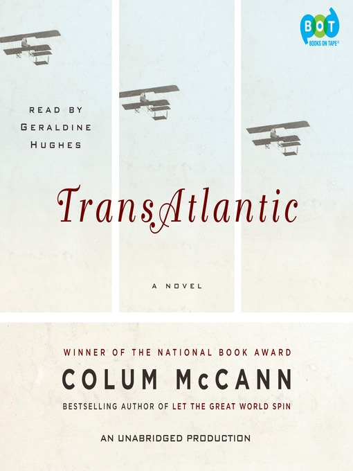Cover of Transatlantic