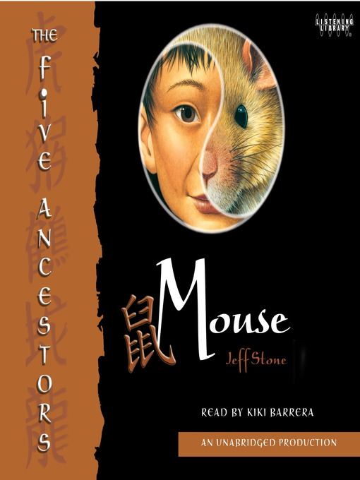 Title details for Mouse by Jeff Stone - Available