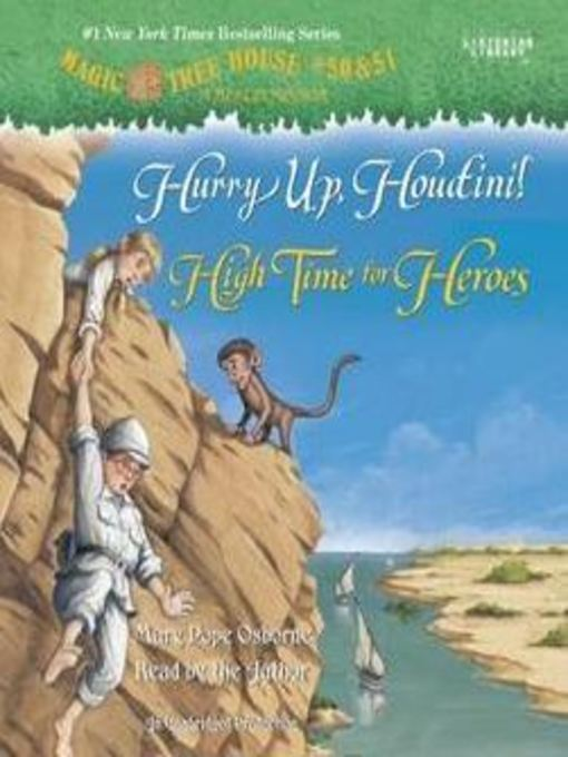 Title details for Magic Tree House, Books 50 & 51 by Mary Pope Osborne - Wait list