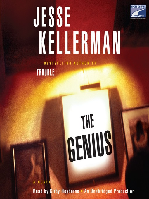 Title details for The Genius by Jesse Kellerman - Available