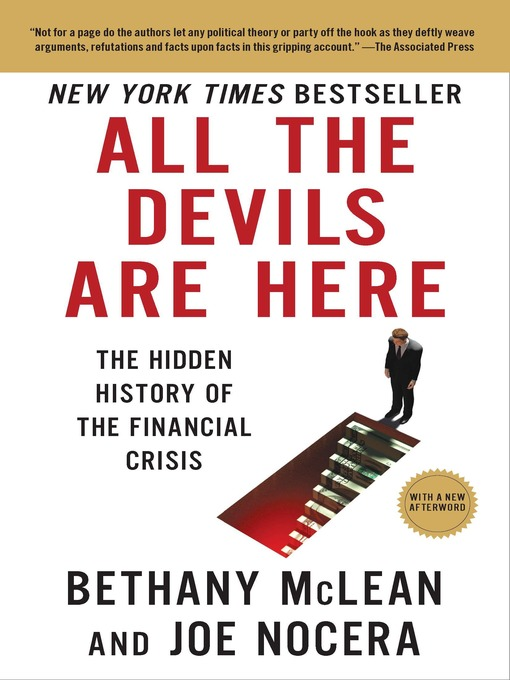 Title details for All the Devils Are Here by Bethany McLean - Available